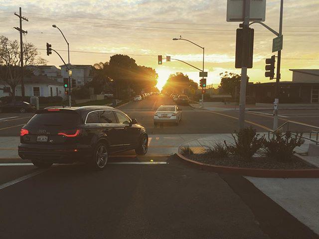 #california #sun #summer #sunset