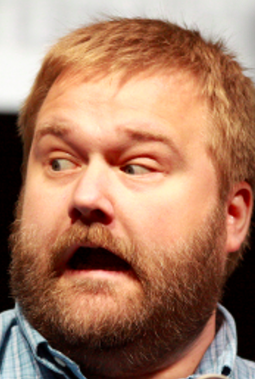 Kirkman probably made this same face when he checked his Twitter feed this week.