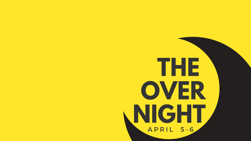 Mark your calendars and join us for our annual, epic Middle School Overnight event.