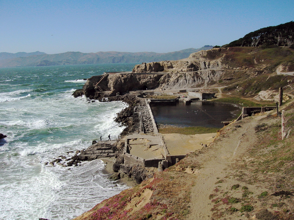 Turn Sutro Baths into something cool