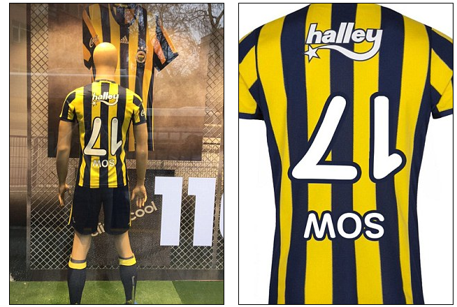 Upside down Sow shirts for sale at Fenerbahce
