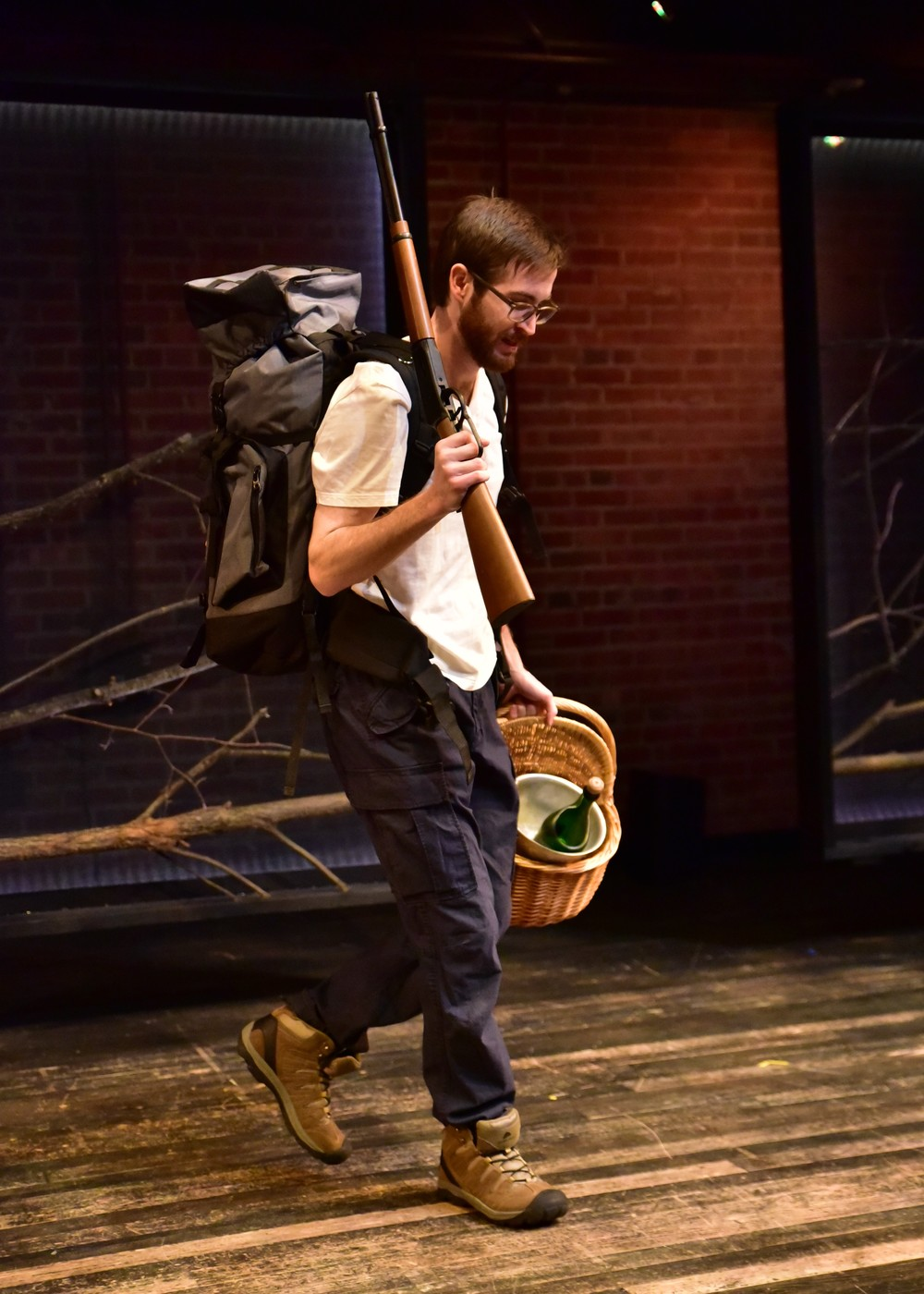 Nicholas Jenkins (Pete) Hiking look 2