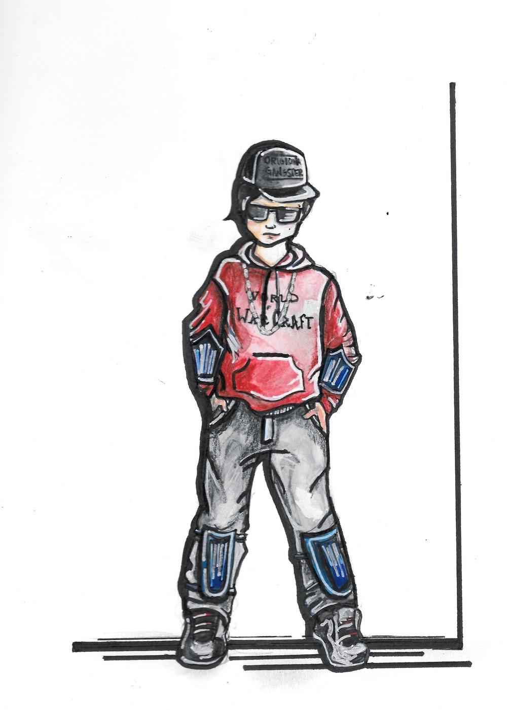 Mason rendering look: 1