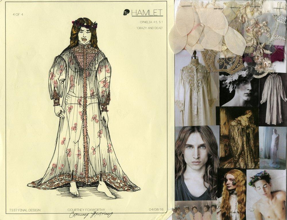 Ophelia Look: 4