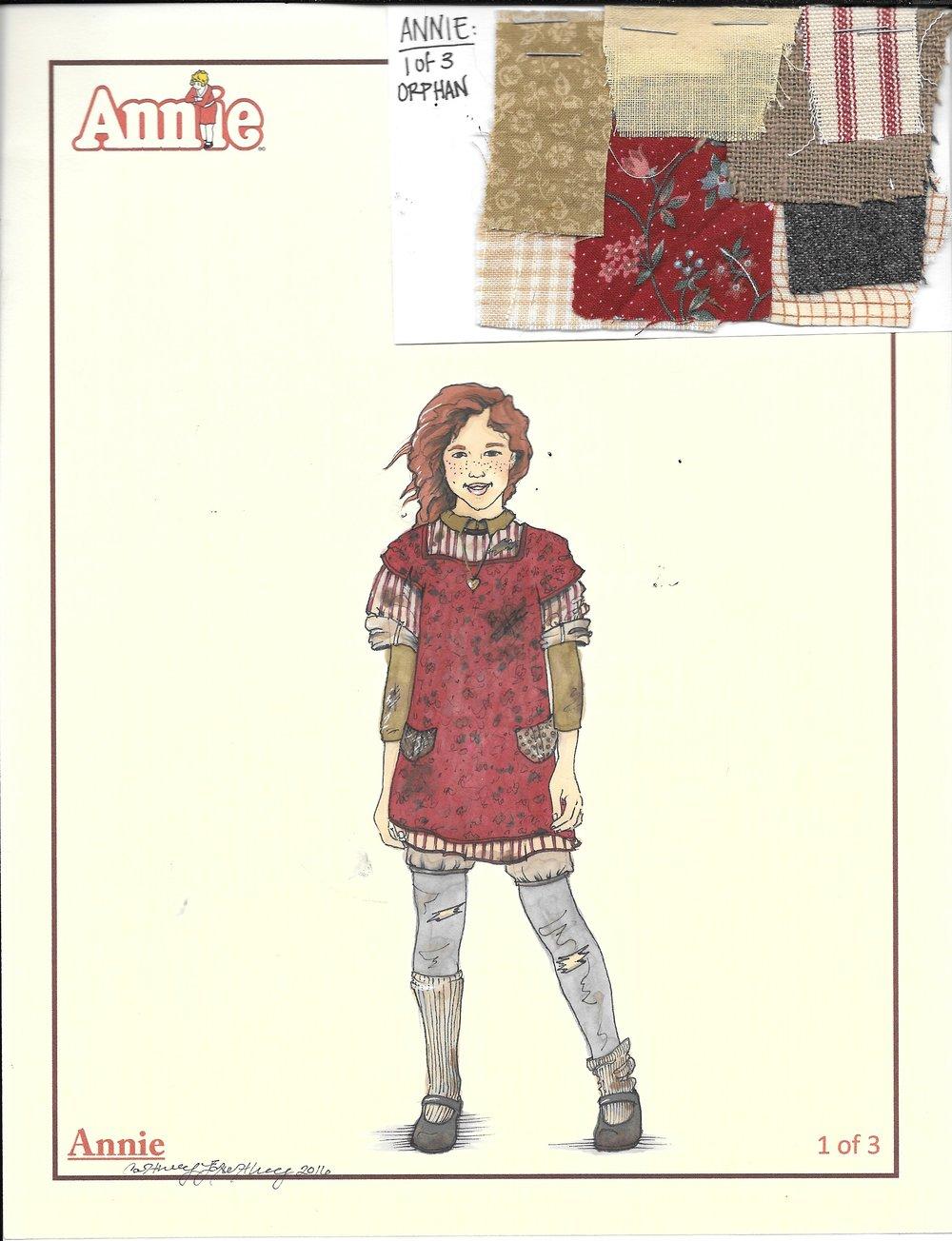 Annie Look: 1