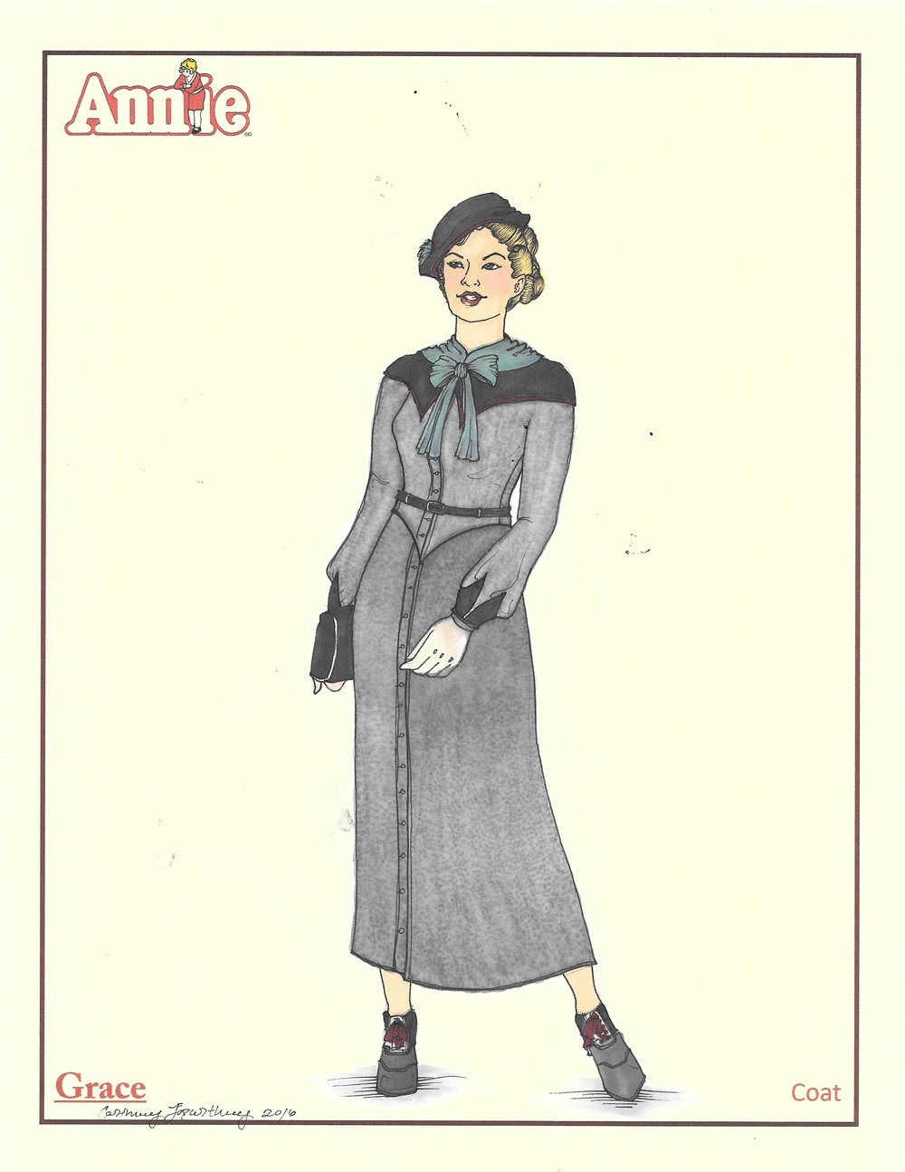 Grace: Coat