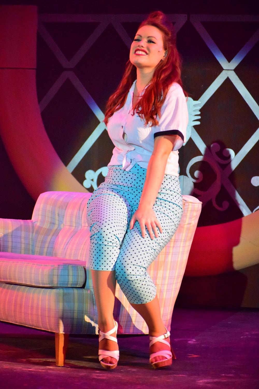 Rachel Lynn Pewitt as Rizzo