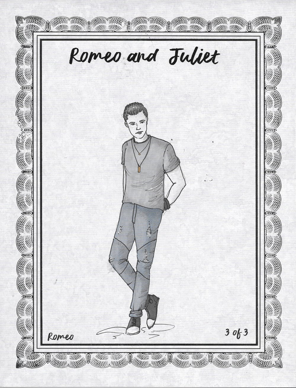 Romeo rendering.