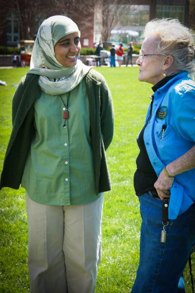 AFEEFA SYEED  |  Grassroots Organizer, Peace Educator & Advocate for the Marginalized