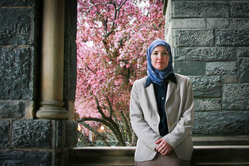 DR. INGRID MATTSON  |  Professor of Islamic Studies & Muslim Community Leader