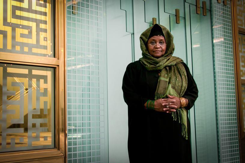 AISHA AL-ADAWIYA  |  Muslim Human Rights & Social Justice Advocate