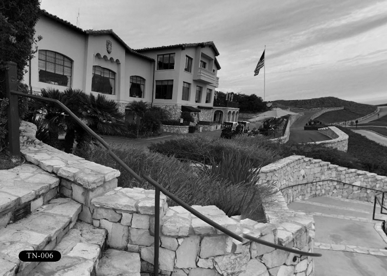 TN-006: Trump National Golf Club, 1 Trump National Dr, Rancho Palos Verdes, CA 90275.