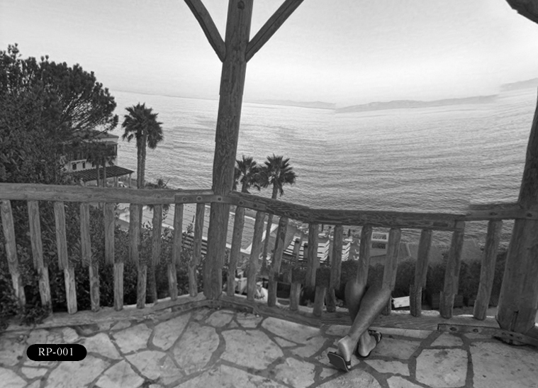 RP-001: Roessler Point. Located alongside Malaga Cove (MC). View from the gazebo.