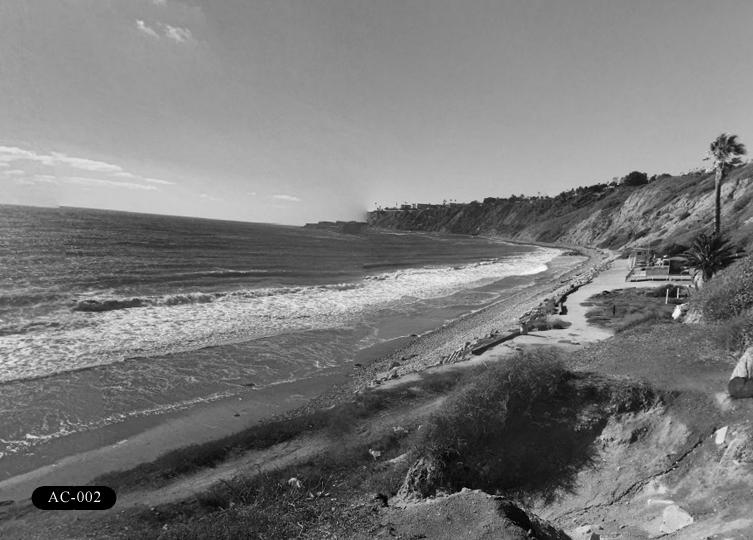 AC-002: Abalone Cove Shoreline Park, 5970 Palos Verdes Dr S, Rancho Palos Verdes, CA 90275. View to the ocean.