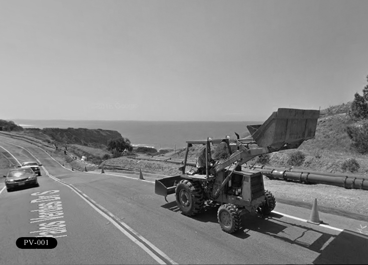 PV-001: Palos Verdes Drive S.