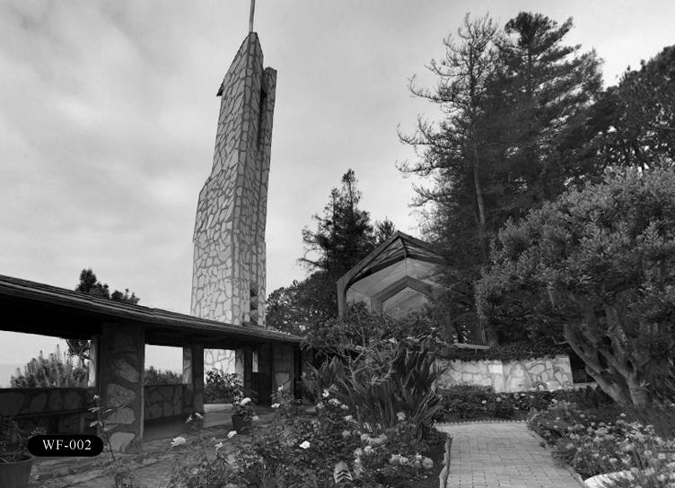 WF-002: Wayfarers Chapel, 5755 Palos Verdes Dr S, Rancho Palos Verdes, CA 90275.
