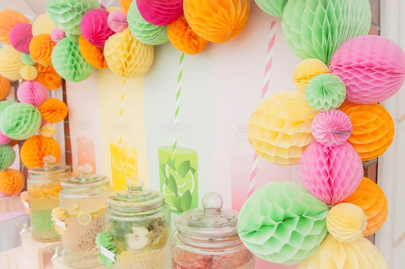 5 party ideas for girls