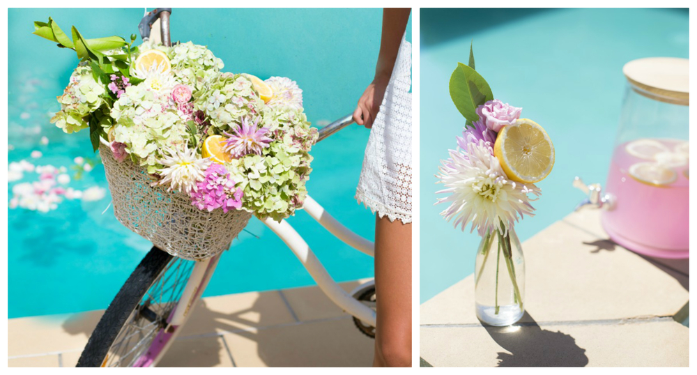 Colour Palette Inspiration (images from Sweet and Co)