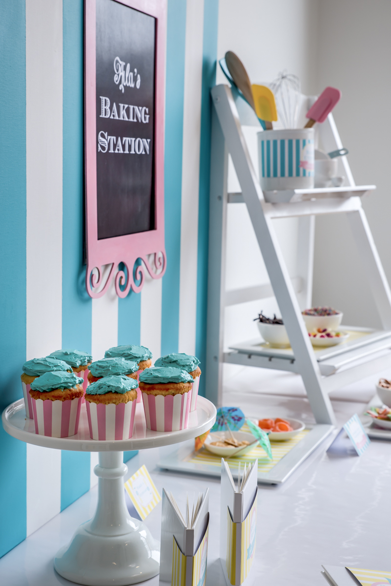 Bakery Themed Party by Something Wonderful Happened