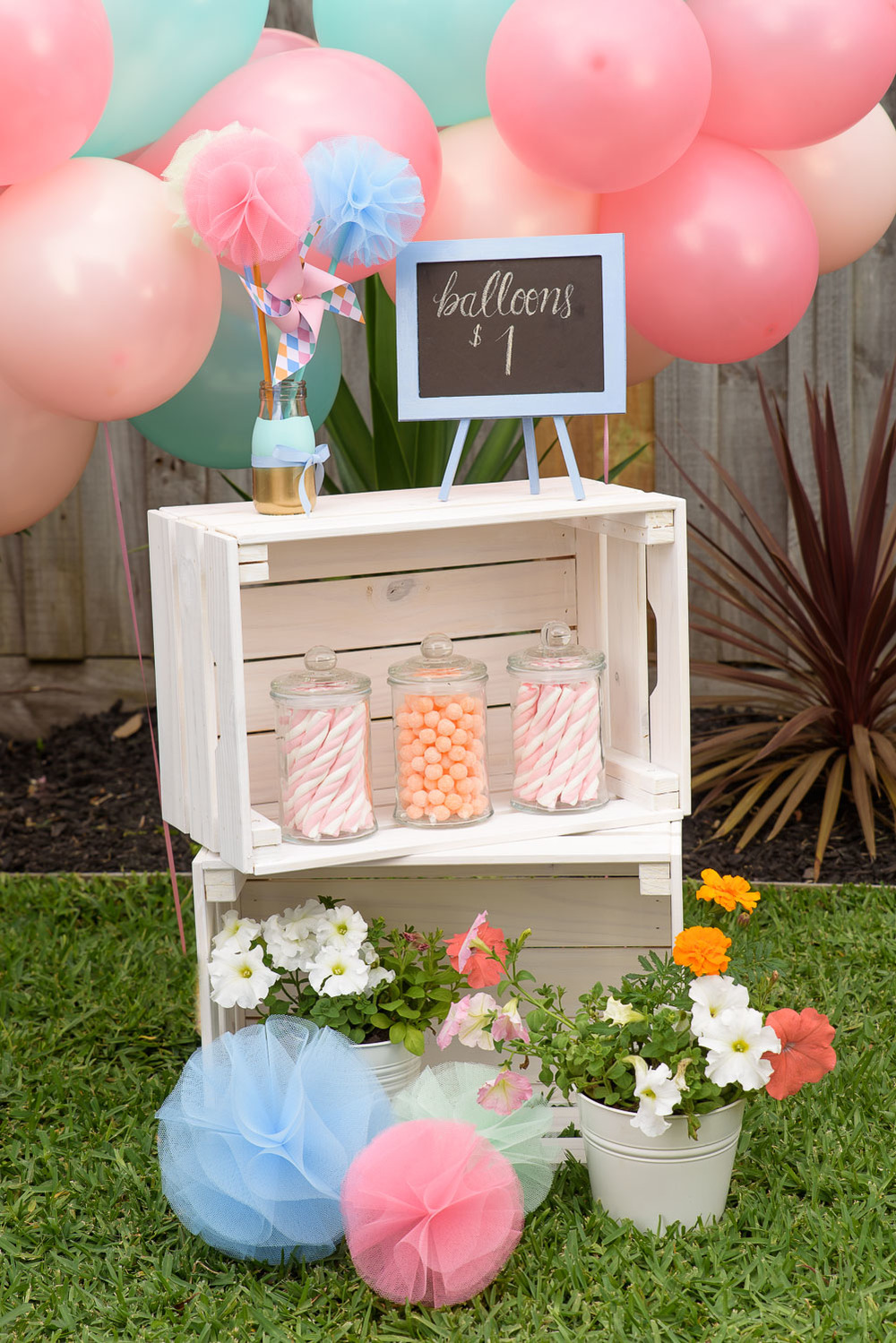 Country fair themed kids party by Something Wonderful Happened