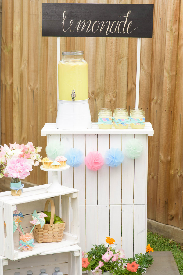 Lemonade Stand by Something Wonderful Happened