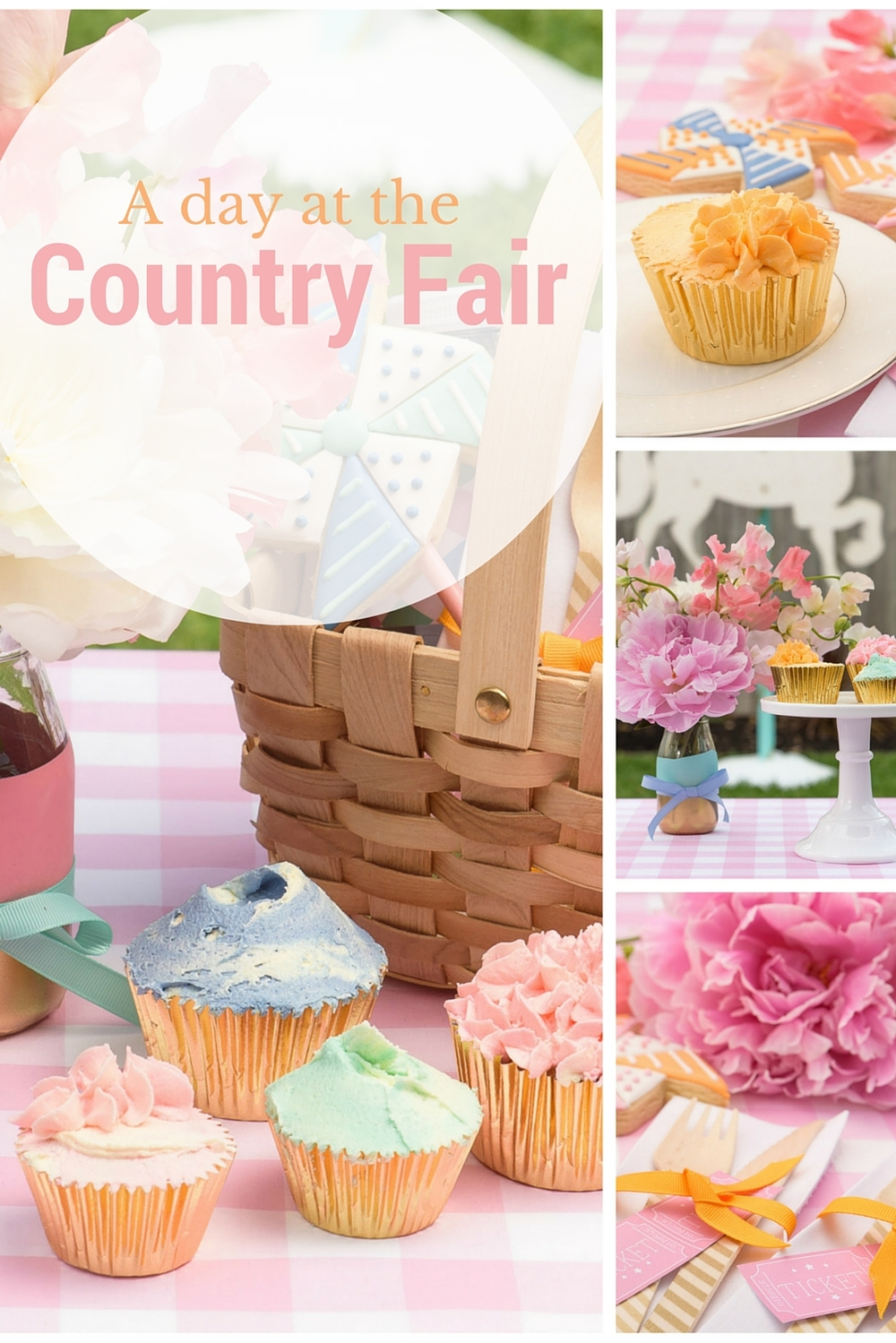 Country Fair Party by Something Wonderful Happened
