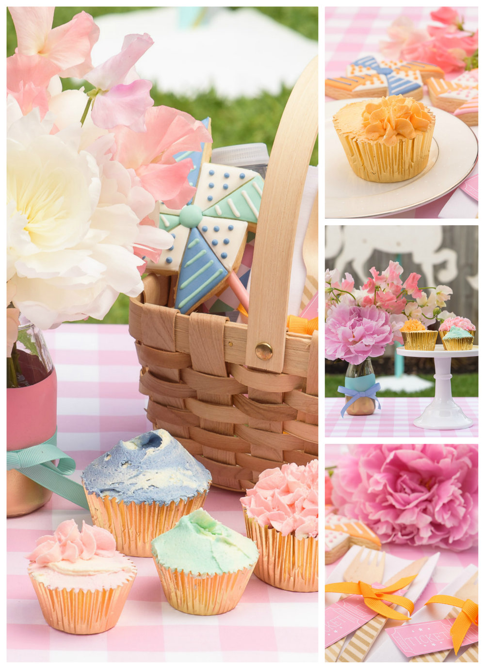 Something Wonderful Happened Party Ideas