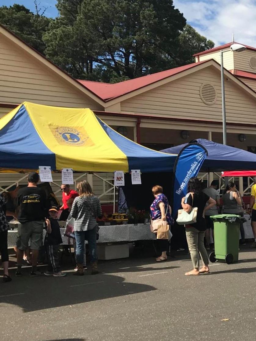 Lions Club Market - Grow It Bake It Make It