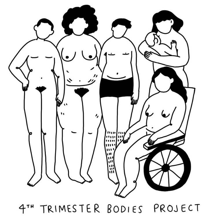 4th Trimester Bodies Project