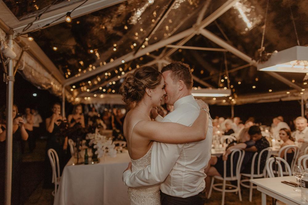 Photo Clear Wedding Marquee