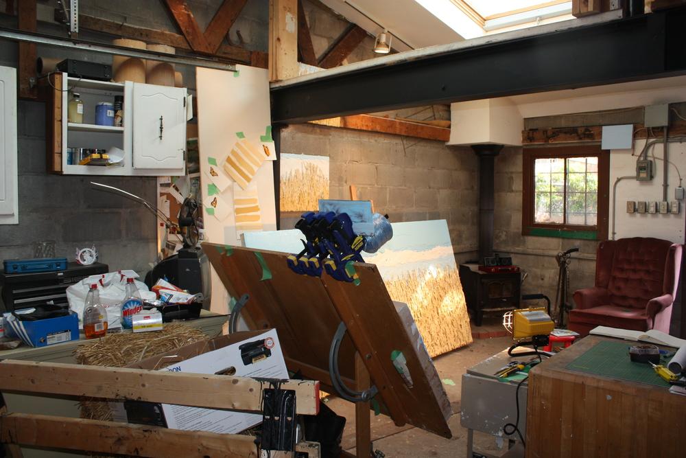 Ossingtion Studio -Toronto, Canda