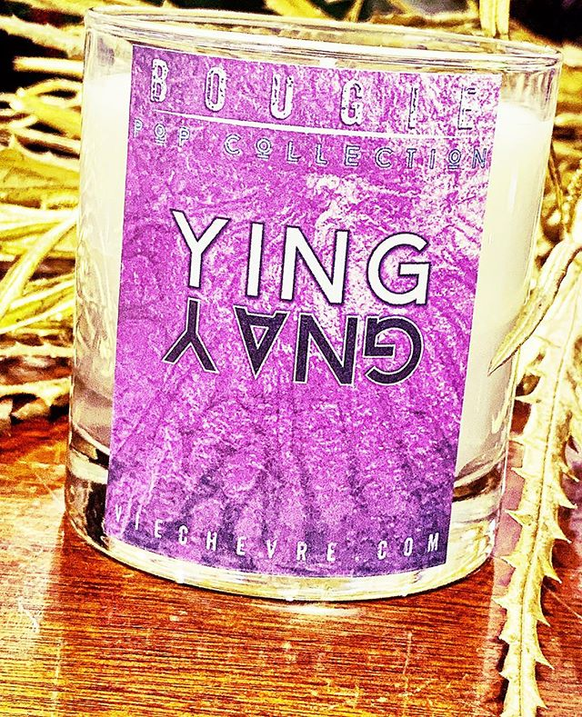 Surprise!!!!! A new Candle is available @viechevre! Welcome Ying Yang, a blend of sensual ylang ylang and amber. A balance of dark and light to bring balance in your home. ⠀ ⠀ #Bougie #candles #goatlife #homedecor #decor #natural #supportsmallbusiness #locallymade #locallysourced #artistsoninstagram #candlemaking #musthave #handmade #cherishBurg #harrisburgpa #theartofslowliving #plannthat #fomhbg #ylangylang #sensual