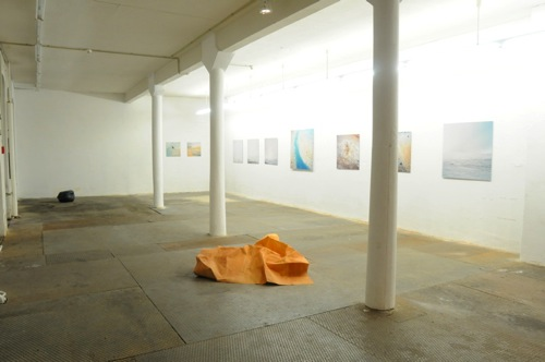To The Thawing Wind, Installation Shot