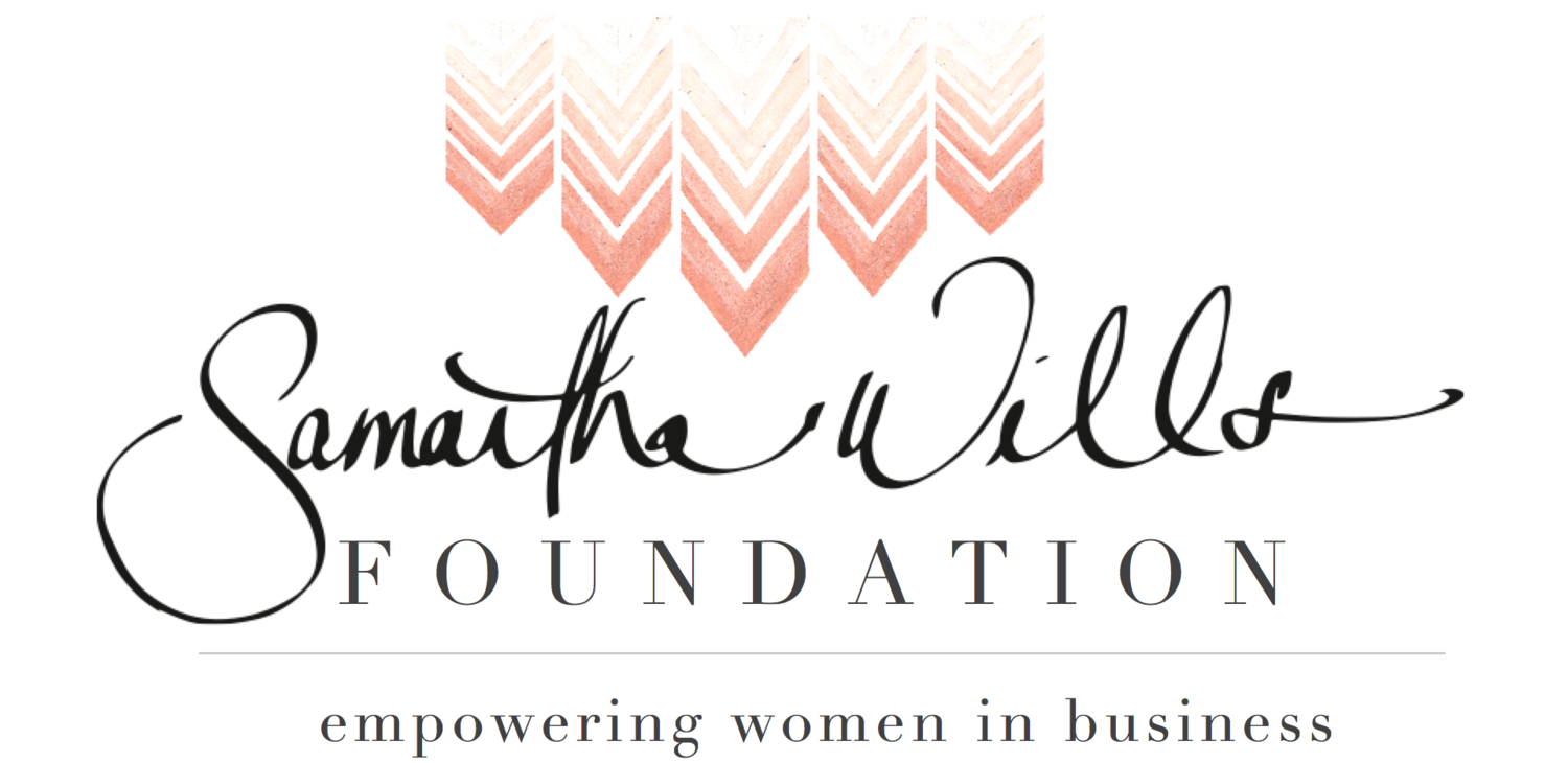 SAMANTHA WILLS FOUNDATION