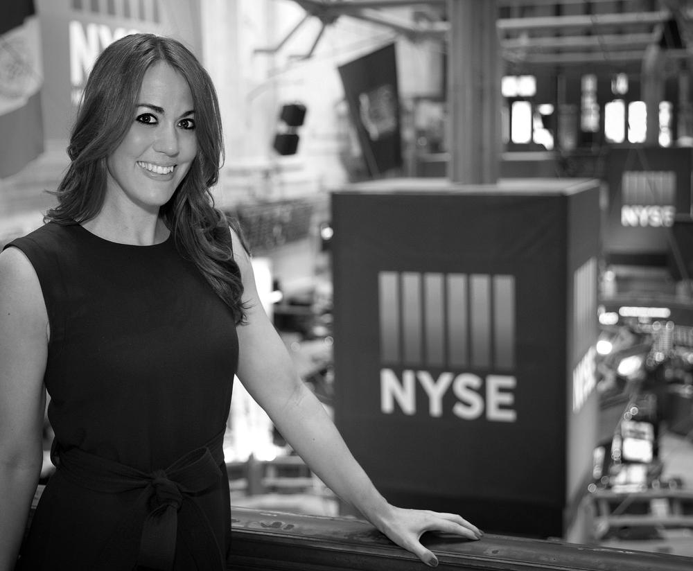 ERIKA BURHO: Head of Marketing, New York Stock Exchange
