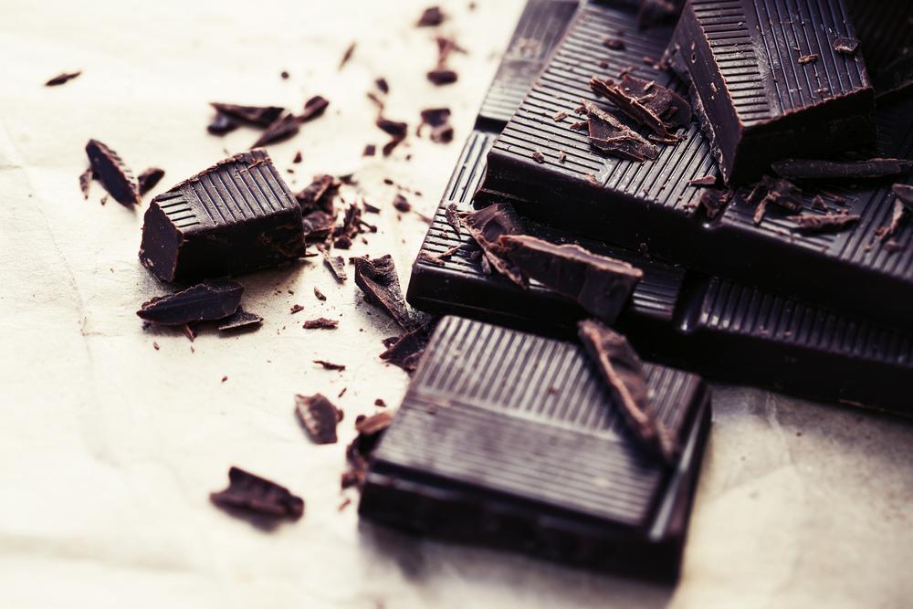 THE BEST NEWS! Chocolate (OK, Dark Chocolate) is on the list!