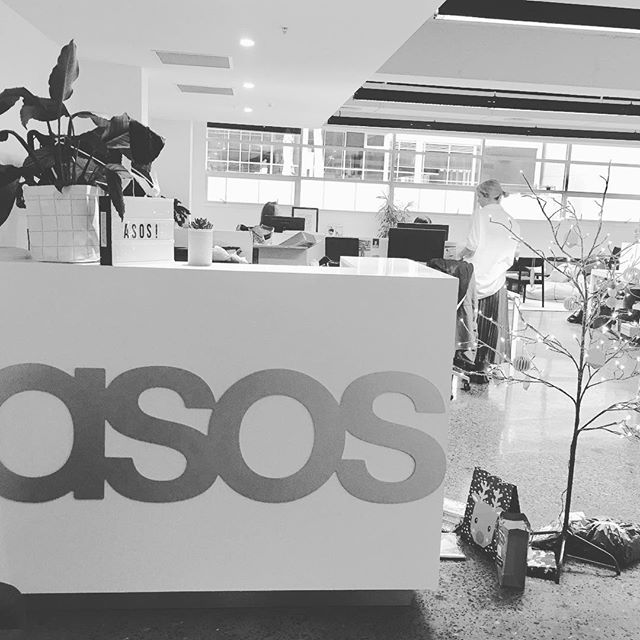 Polishing off the day at the ASOS AUS offices
