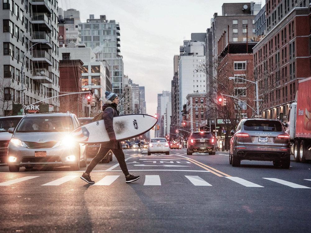 Mantas in NYC