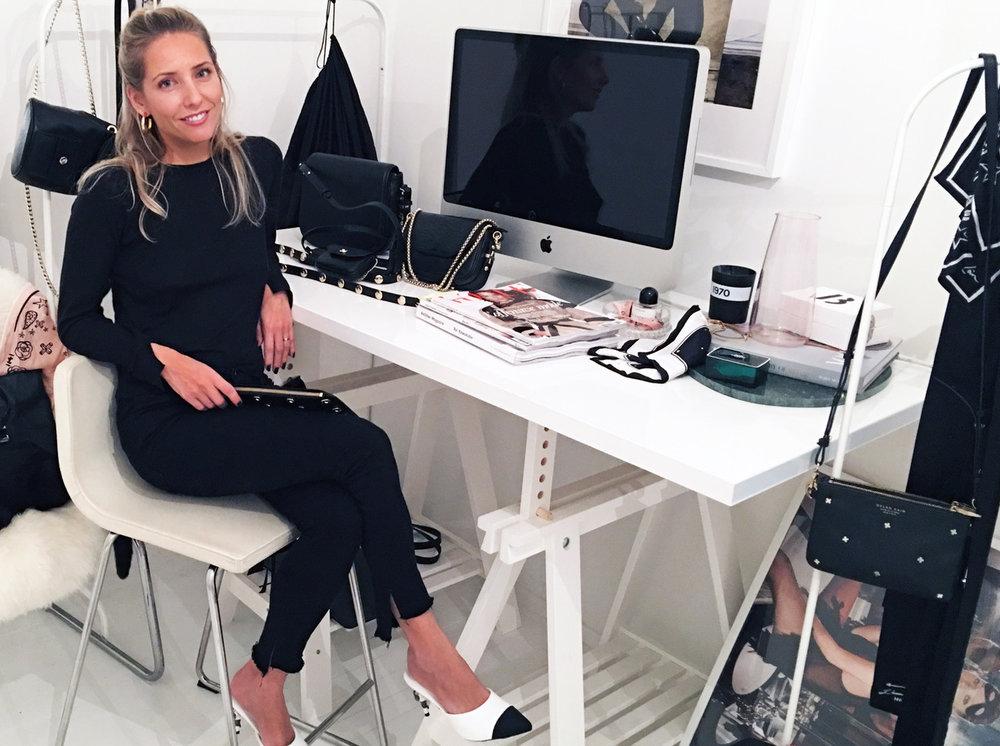 DYLAN KAIN Brand Manager, Bonnie Davis