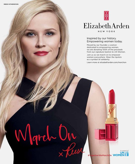 💋GLOBAL AMBASSADOR: Reese Witherspoon