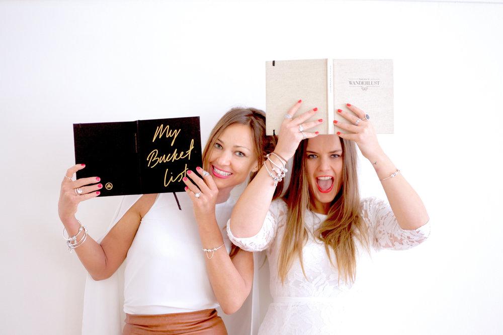 Hanna 'Axel' Axelsson Sahlen + Ashleigh Powell: Founders + Creative Directors, Axel + Ash