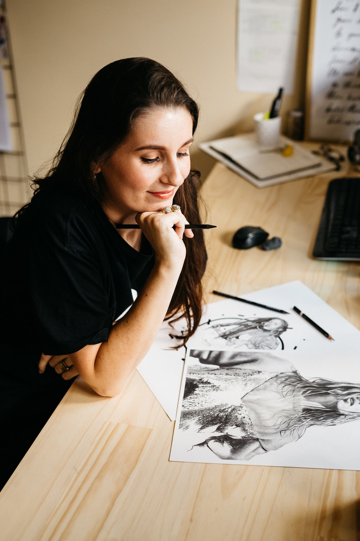 Contributing writer (and amazing illustrator), Alex Saba