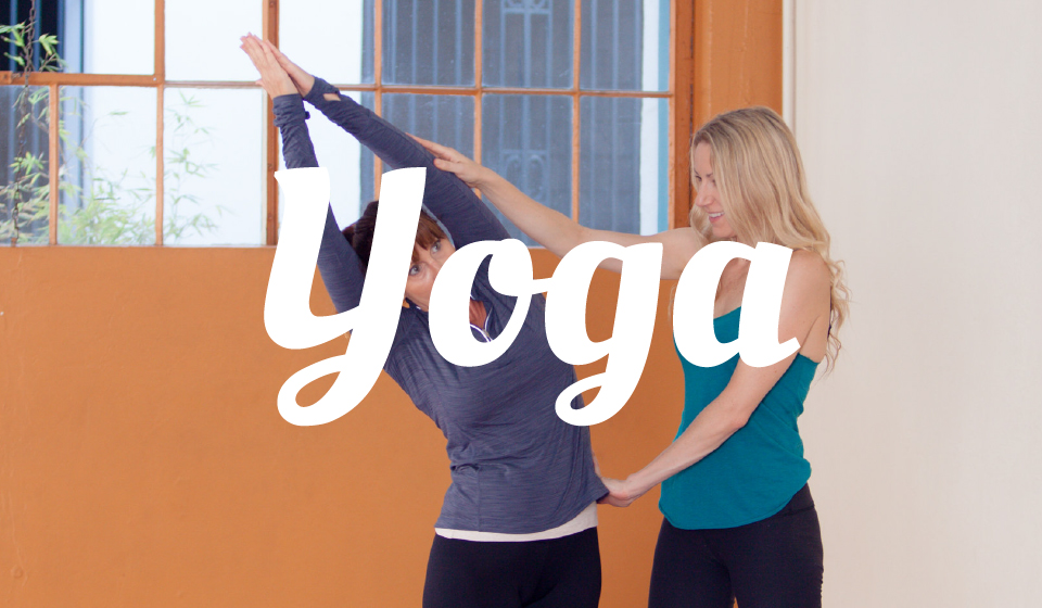Kara Rosenthal - Take Kara Yourself Yoga