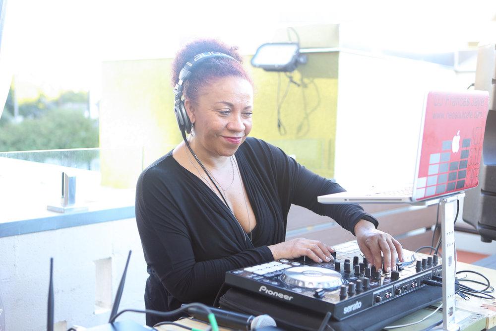 DJ Frances Jaye