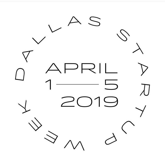 "If you're looking for a way to connect to the Dallas Startup Committee here is your  chance. The Dallas Startup Week kicks off on March 31st with ""Disrupt Dallas"" and expands over 5 days full of resources.  Visit www.dallasstartupweek.com to register or signup to present."