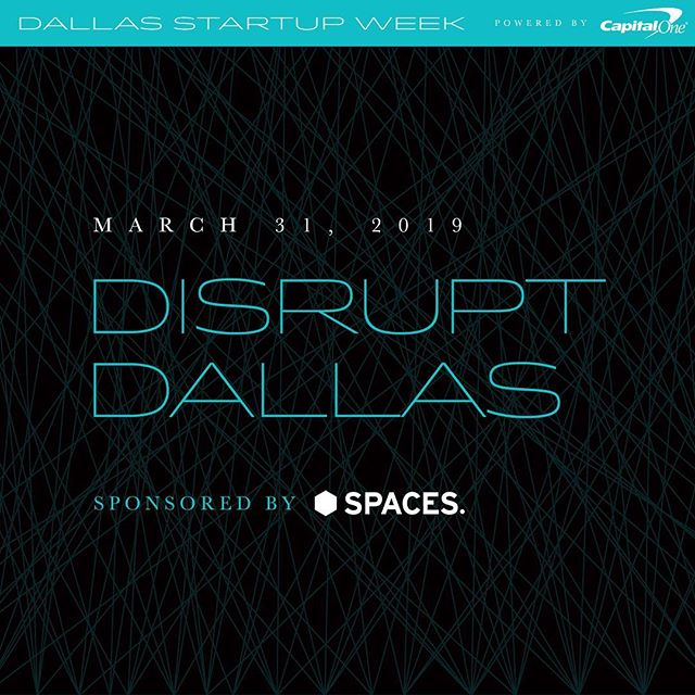 """The ultimate movement created through ART, Technology and the Culture of Entrepreneurship unfolds on March 31st as DISRUPT DALLAS. . . Disrupt Dallas celebrates champions and disruptors and provides expert education and programming for minority entrepreneurs. Light bites and mimosas will be served with music from @asapthemogul during the next working and tech showcase presented by @gigwage and @southwestair . . . The day unfolds with a panel discussion """"Building Your Seat AND the table with featured guest  @lincolnsteffens  Craig Lewis @gigwage  @gigi.mcdowell  @martytakesdallas  @thekglifestyle  To allow the knowledge to marinate we've created the ultimate experience """"BBQ and Bourbon Break"""" with @violinrichmond on the patio . . During the break pop in on the ART INSTALLATIONS  ARTIST  @madebydrigo  @artworkbymadelyn  @j.w.archer  @abi.m.salami  PARTNER @goodsonlaw  Curated by @db_the_arthustla @blacksheepartculture  We have saved the best for last with a FIRESIDE chat w @morgandebaun Co-Founder and CEO, @blavity @blavityinc , Founder of @afro.tech  DISRUPT DALLAS is an official event of @dallasstartupweek which kicks off April1st"""
