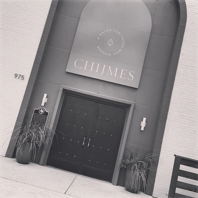[New Client] @chijmesdallas A truly unique and intimate destination in Dallas' burgeoning Bishop Arts community, CHIJMES is a boutique hotel and event venue, transporting guests to otherworldly locales and igniting a sense of wanderlust and adventure in all who visit. . . If you're not following @chijmesdallas you're going to miss out on the upcoming campaigns that could land you a weekend getaway in one of the 12 unique guest rooms.