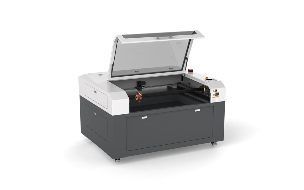 SP-13009S - SP-13009S is perfect for medium to large sized businesses. Packed with technology and power, the SP-13009S can cut and engrave at high speeds. Like all other Spark machines, it is comes standard with the SparkWarranty.