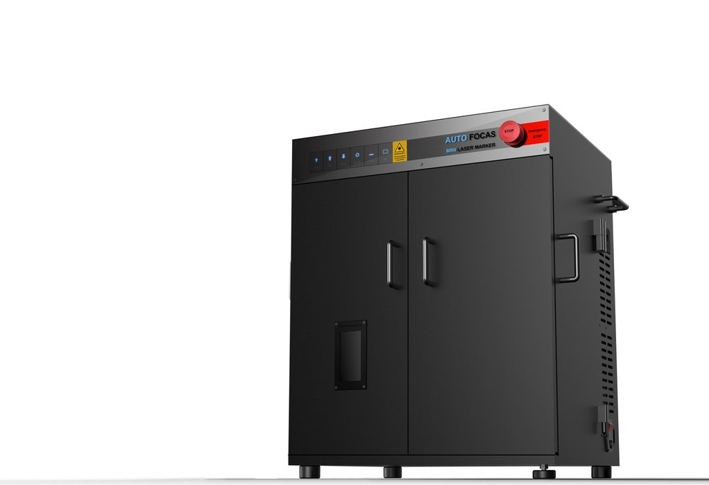 SF20CTI-2D & 3D - SF-20CTI is one of the most compact and versatile Fibre laser machines in the market. The SF-20CTI is capable of marking material with incredibly high speeds and high marking resolution. The SF-20CTI is the ideal machine for small to medium bushiness.Like all other Spark machines, it is comes standard with the SparkWarranty.