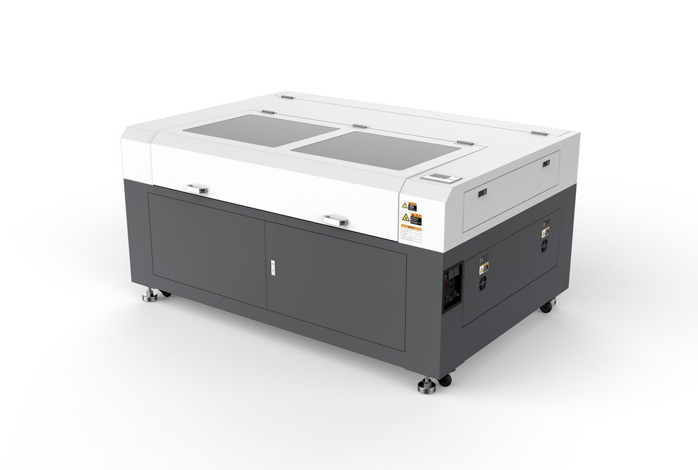 SP-16001 - Spark's largest enclosed CO2 laser machine. Ideal for large scale applications.